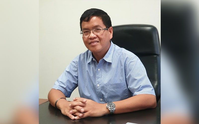 BIGGER ROLE. Before taking on the new assignment as Visayan Electric's president and chief operating officer, Raul C. Lucero, an engineer, was the vice president for engineering of the AboitizPower Distribution Utilities. (Contributed photo)