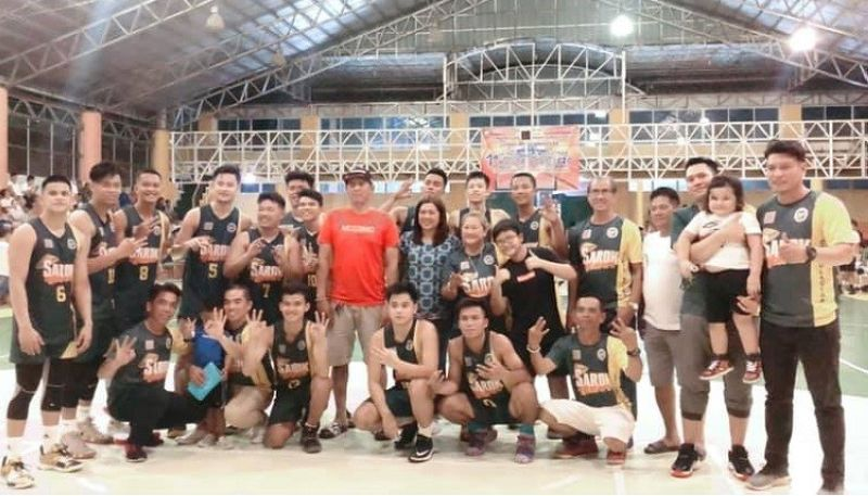 CEBU. The victorious Consolacion Sarok Weavers are moving on to the semifinals of the 1st Mayor Irish Gestopa Cup Inter Town Invitational. (Contributed photo)