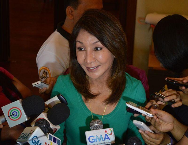 CEBU. Cebu Governor Gwendolyn Garcia (SunStar File)