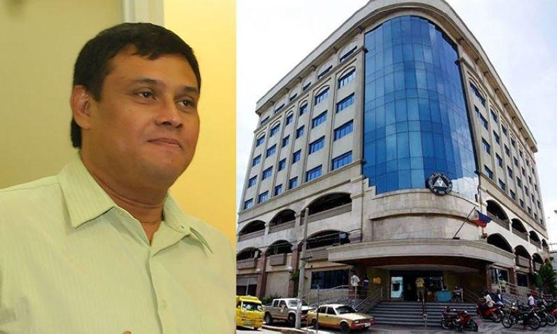 CEBU. Jose Daluz III and facade of the MCWD. (File photos)