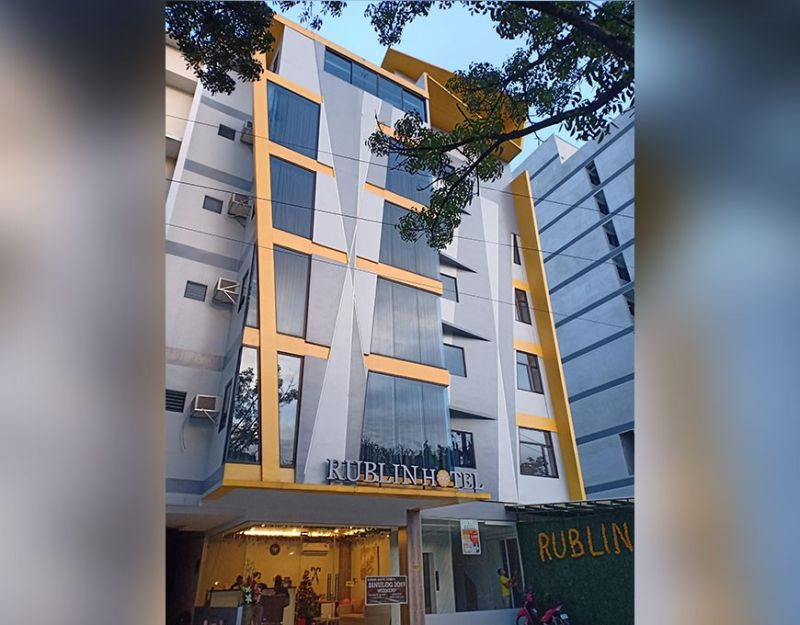 NEW PLACE TO STAY THIS SINULOG season. Rublin Hotel, located on Gov. M. Roa St., Cebu City  has 32 rooms composed of standard, deluxe, suite and family rooms. (Contributed Photo)