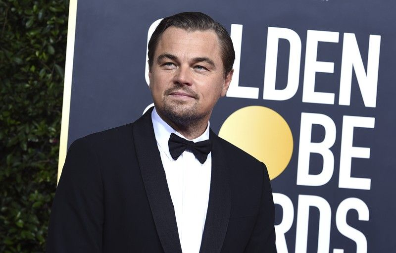 CALIFORNIA. This Sunday, January 5, 2020 file photo shows actor and activist Leonardo DiCaprio at the 77th annual Golden Globe Awards in Beverly Hills, California. DiCaprio's environmental organization will donate $3 million to help the efforts toward the wildfire relief in Australia. (AP)