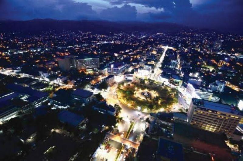 Fuente Osmeña Circle in Cebu City. (SunStar file)