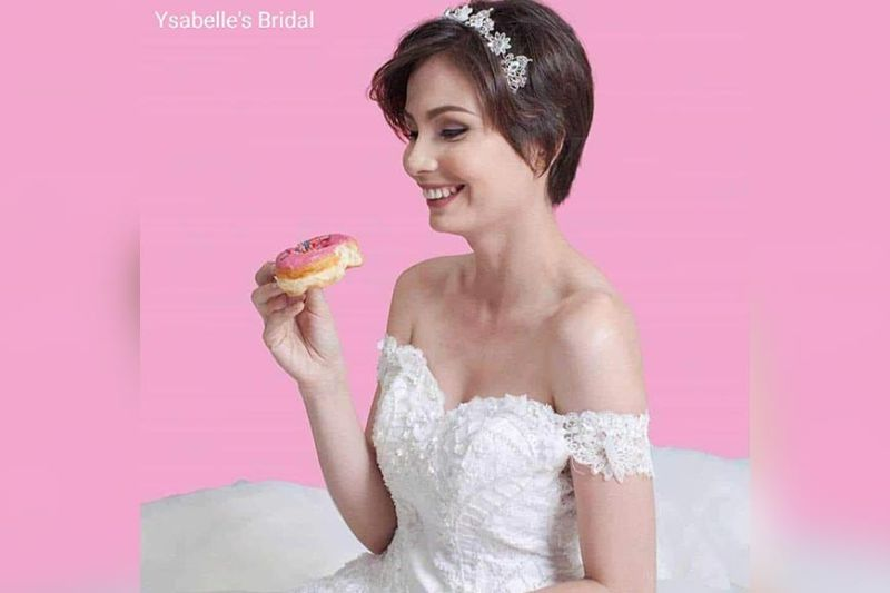 Miss Mindermann for Ysabelle's Bridal. (Contributed photo)