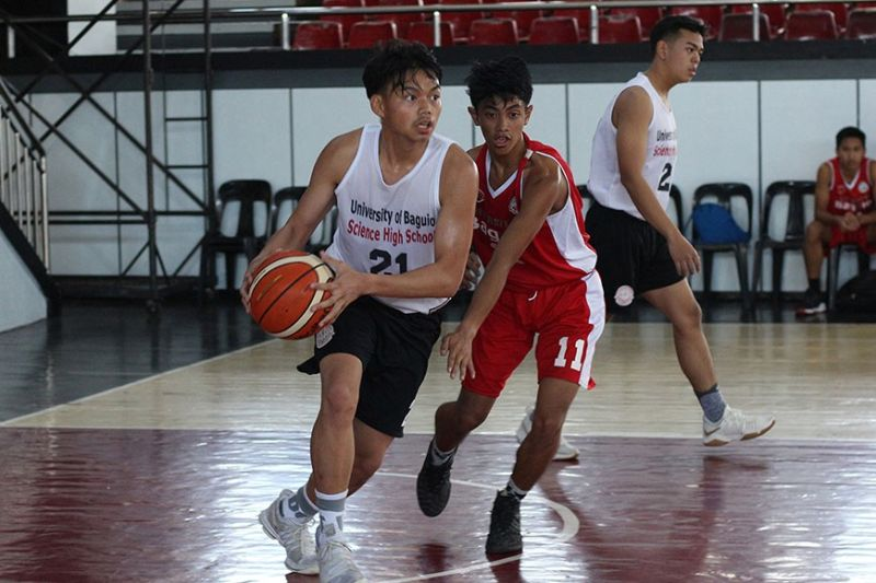 GAME ON. Young basketball players will once again go toe – to – toe in the 2020 Chooks-to-Go SM-National Basketball Training Center (NBTC) Regional Championship (CAR & Region 2) when it kicks off January 15 – 17 in Baguio City. (Photo by Jean Nicole Cortes)