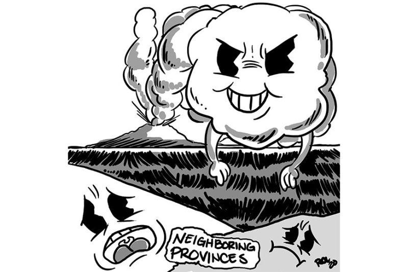 (Editorial Cartoon by Roland John Alberto)