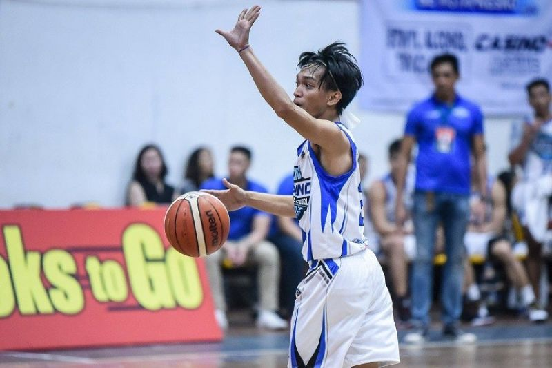 CEBU. Jaybie Mantilla scored 12 points for Cebu but it was not enough to keep the team from losing to Basilan. (Photo courtesy of MPBL)