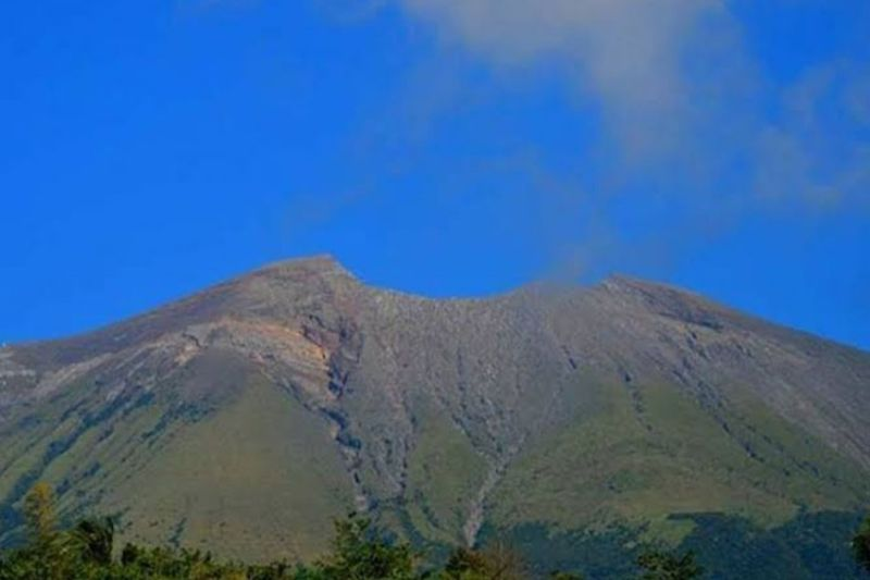 Kanlaon Volcano. (SunStar file)