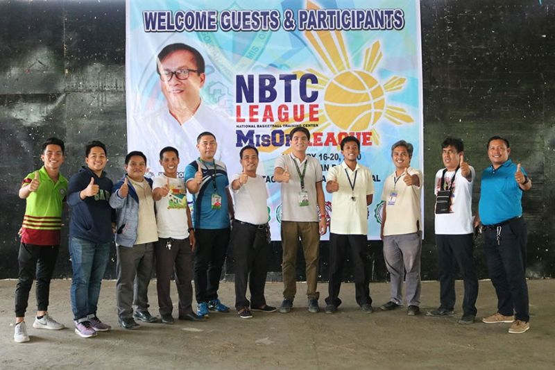 TAGOLOAN. All roads lead to Tagoloan town's first ever hosting of the NBTC League for top secondary basketball teams in Misamis Oriental province. (Supplied Photo)