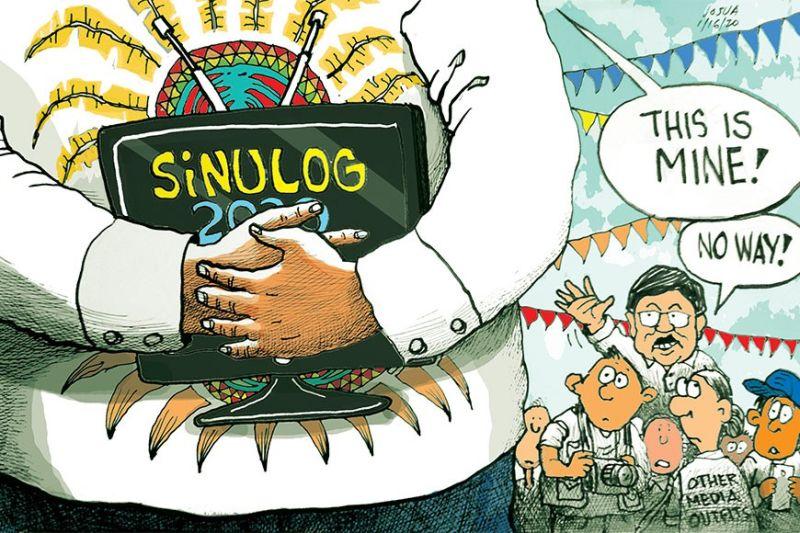 (Editorial Cartoon by Josua Cabrera)