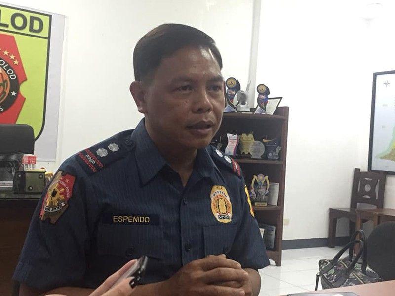 Police Lieutenant Colonel Jovie Espenido (Photo by Merlinda A. Pedrosa)