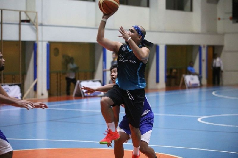 CEBU. Concentrix overcame Teleperformance's twice-to-beat advantage to make their way to the semis. (Contributed photo)