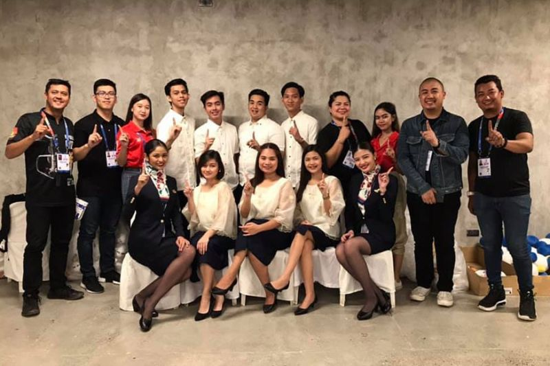 PAMPANGA. The Jocson College lauded the efforts of their very own 150 students who volunteered in the very successful hosting of Southeast Asian Games which was mostly held in New Clark City and Clark, Philippines. Jocson College Vice President Felisa