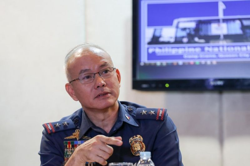 Former Philippine National Police (PNP) chief Oscar Albayalde on Friday, January 17, insisted on his innocence and welcomed the decision to file charges against him, saying it will be an opportunity to clear his name. (SunStar file photo)