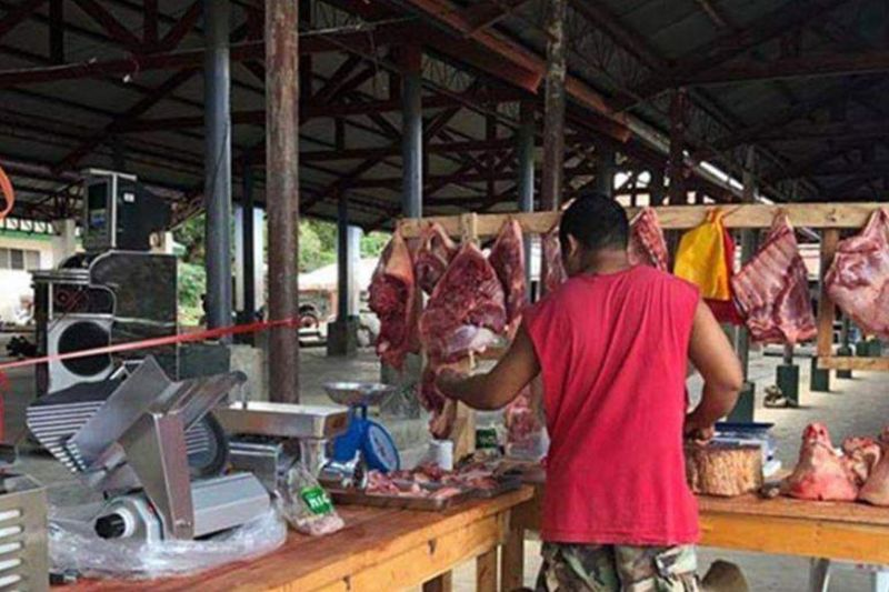 NEGROS OCCIDENTAL. The Provincial Veterinary Office of Negros Occidental notes an increase in the demand of pork and poultry products in the province in December 2019. (File photo)