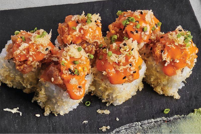 DAVAO. Spicy Tuna Maki (Hulagway ni Rhona Villariasa)