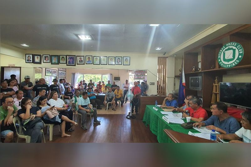 BACOLOD. The members of the NPC gathering for their annual general assembly and the election of officers. (Carla N. Cañet)