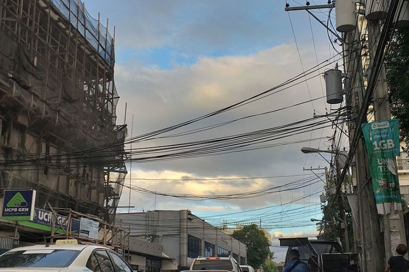BACOLOD. The Central Negros Electric Cooperative, like two other distribution utilities in the province, has lowered its power rates this month. (Erwin P. Nicavera)