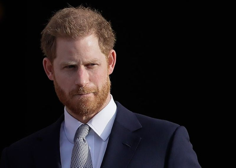 LONDON. In this Thursday, January 16, 2020, file photo, Britain's Prince Harry arrives in the gardens of Buckingham Palace in London. (AP)