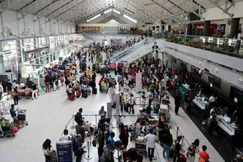 DAVAO. Davao International Airport. (SunStar File)