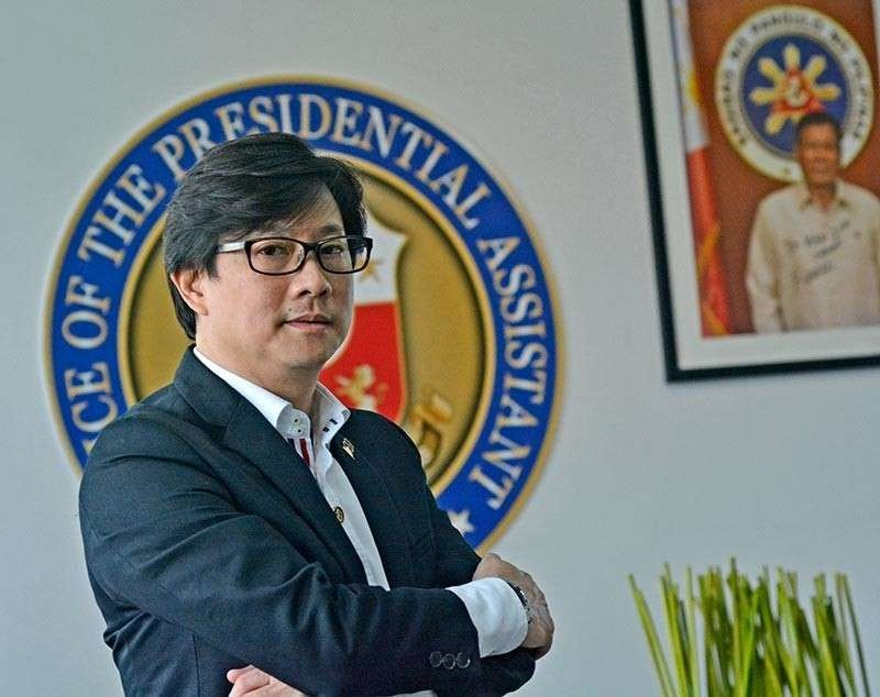 CEBU. Presidential Assistant for the Visayas Michael Dino. (SunStar File)