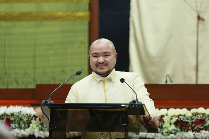 DAVAO. Davao de Oro Governor Jayvee Tyron Uy. (Photo from Davao de Oro PIO)