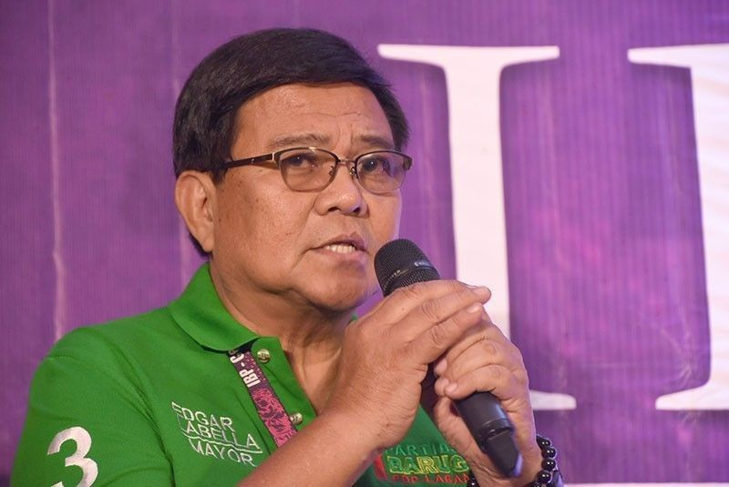 Cebu City Mayor Edgardo Labella. (SunStar file photo)