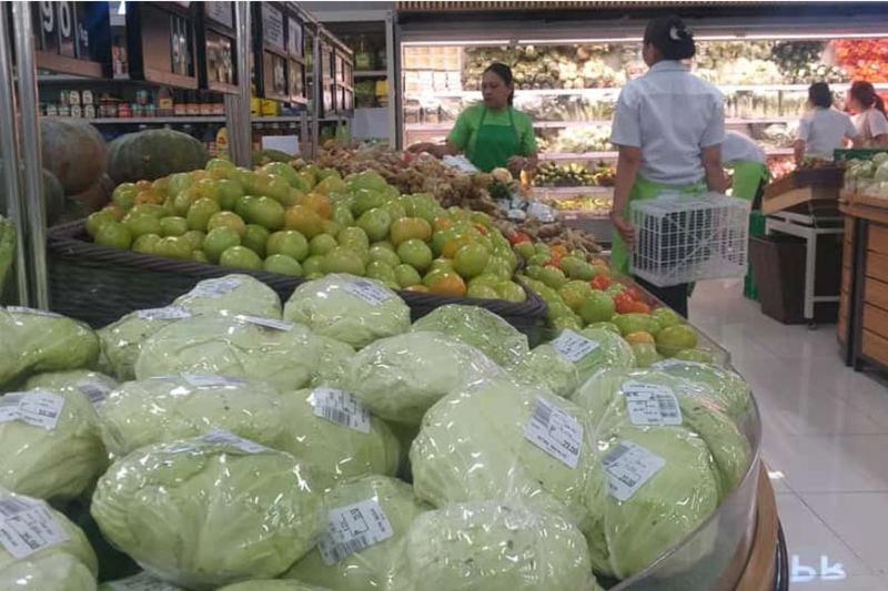 BACOLOD. The Philippine Statistic Authority notes a lower average inflation in Negros Occidental for the whole of last year, an indication that the province's economy remains viable. (Photo by Erwin P. Nicavera)