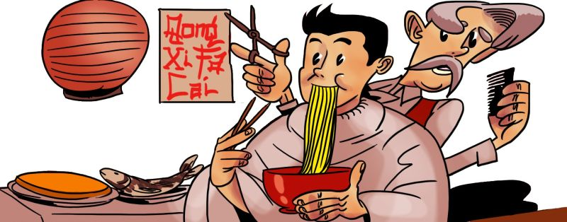 3 Things to Eat and 2 Things to Do for a Lucky Chinese New Year