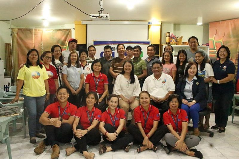TARLAC. Department of Trade and Industry-Tarlac with representatives of the cooperators who received shared service facilities. (Contributed photo)