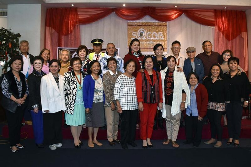 BAGUIO. The City Government of Baguio and the Society of Outstanding Citizens of Baguio (Socob) formally launched the search for the Outstanding Citizens of Baguio City during a Kapihan sa Baguio media forum last week. Socob chairman Dr. Elma Donaal said that the search for outstanding citizens of Baguio City aims to recognize individuals who have gone the extra mile to contribute to the development or boost the city's image and help improve the living conditions of the populace. Also in the photo is (l-r) Socob members Architect Rafael Chan, entrepreneur Raquel Versoza and Councilor Betty Lourdes Tabanda. (Photo by Redjie Melvic Cawis)