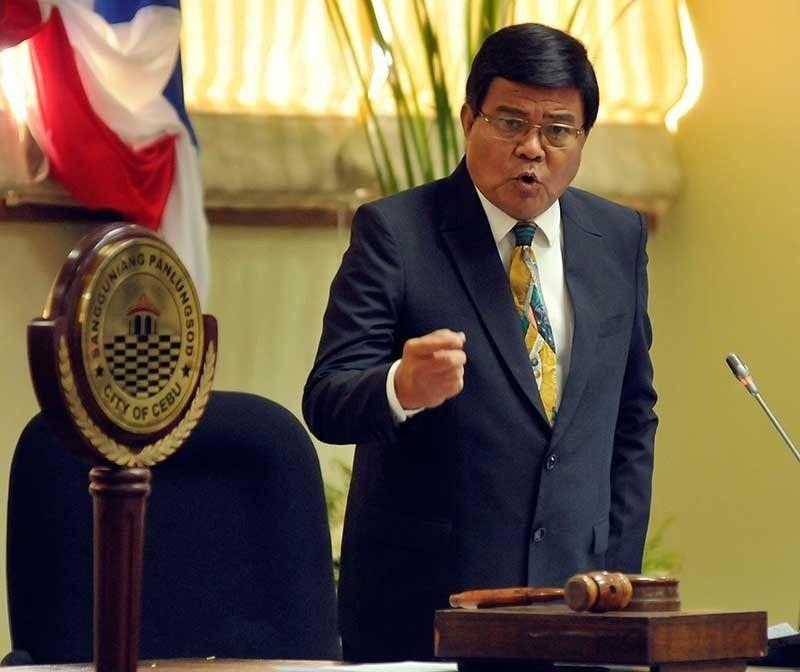 Cebu City Mayor Edgardo Labella. (SunStar file photo)