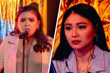Contestant and Nadine Lustre / ABS CBN