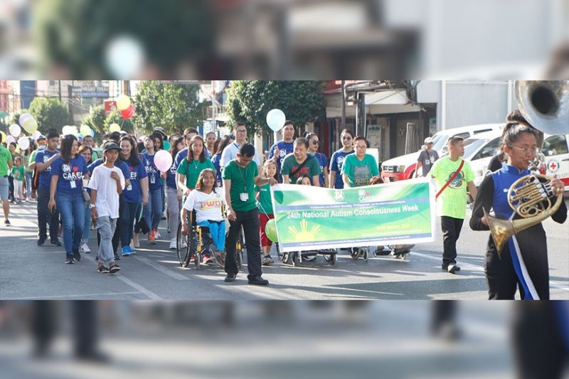 OLONGAPO. Hundreds join the recently concluded