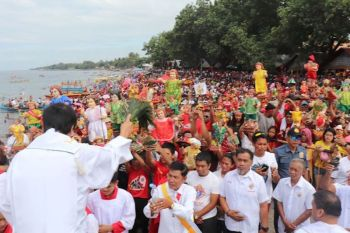 MISAMIS ORIENTAL. Balingasag town was in festive mood from January 10 to 20, as its people showed unity and gratitude to their patron saint. (Joan Sablad)