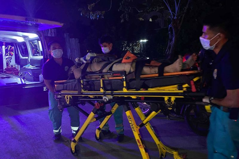 CCPO chief defends personnel over killing of Tejero 'pusher'