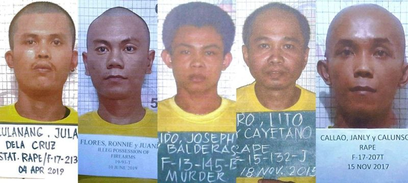 Photos courtesy of Negros Oriental Police Provincial Office