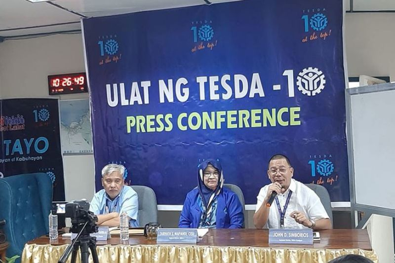The Technical Education and Skills Development Authority (Tesda) said it will prioritize this year more agriculture and construction scholarship offers. (Photo by Stephanie Berganio)