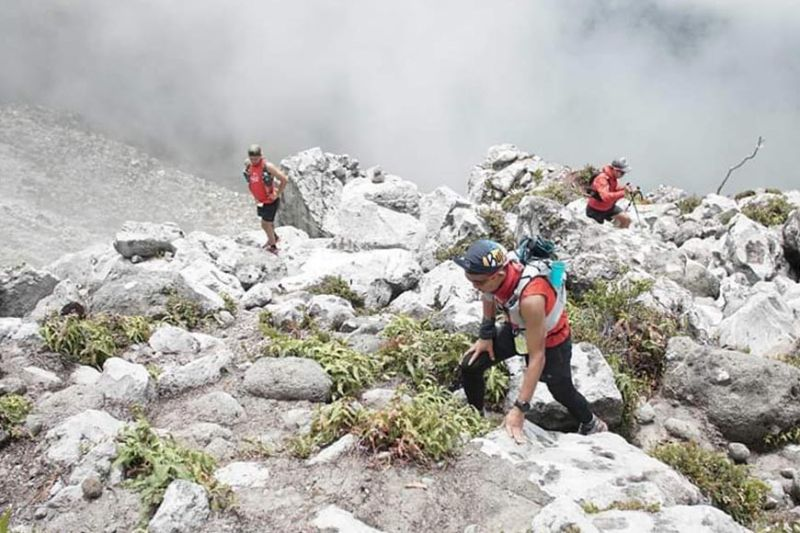 Photo from Mt. Apo Sky and Vertical Race 2020 event page