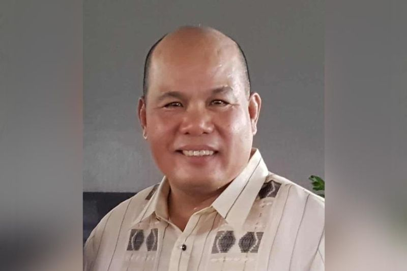 PAMPANGA. Capas Mayor Reynaldo Catacutan. (Contributed photo)
