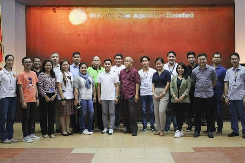 BACOLOD. Seven educational institutions join the focused group discussion initiated by REpower Negros Movement held at the Colegio San Agustin, Bacolod City on Friday, February 7, 2020. (PR)