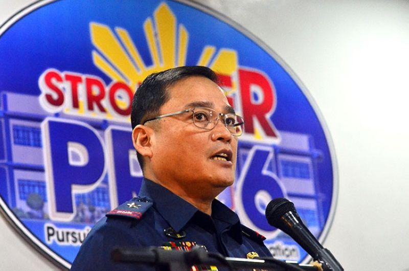 ILOILO. Police Regional Office-Western Visayas Director Police General Rene Pamuspusan. (Leo Solinap)
