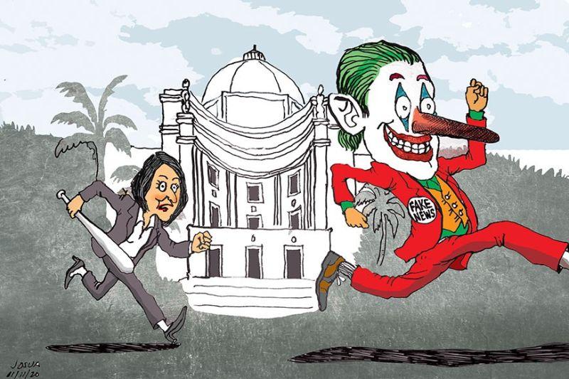 Editorial Cartoon by Joshua Cabrera