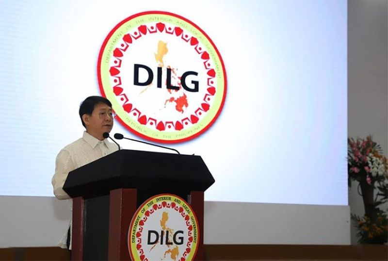MANILA. DILG Secretary Eduardo Año. (Photo from DILG Philippines Facebook page)