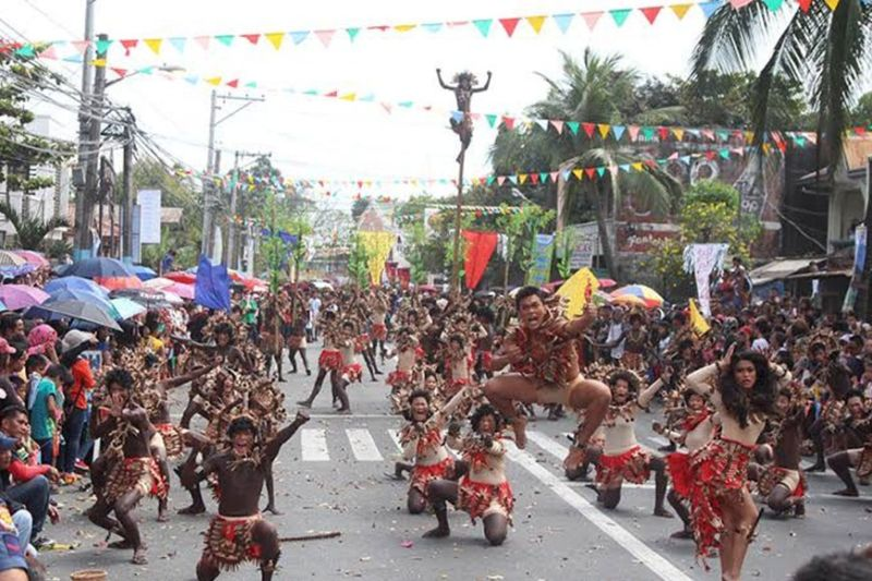 PAMPANGA. Caragan Festival. (From Mabalacat City files)