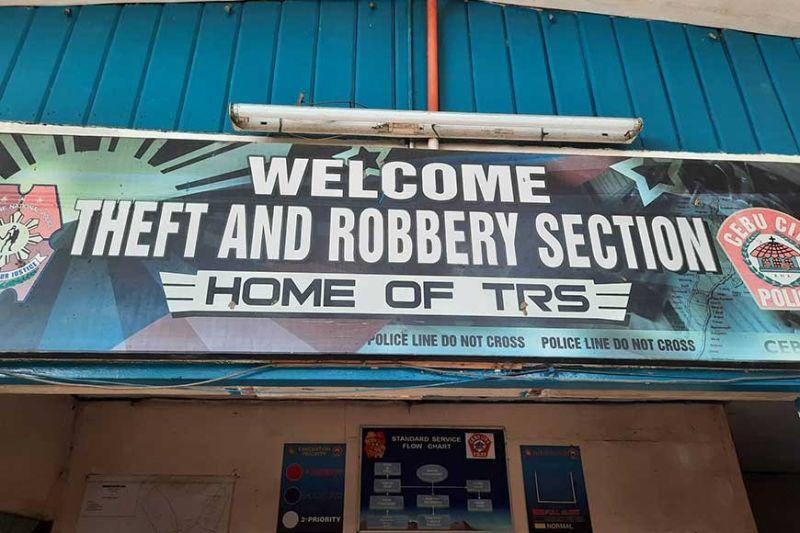 BALIK TRS. Aron sa pagpalambo sa serbisyo ngadto sa publiko, ang Cebu City Police Office (CCPO) nakahukom sa pagtukod og balik sa Theft and Robbery Section. (Arnold Bustamante)
