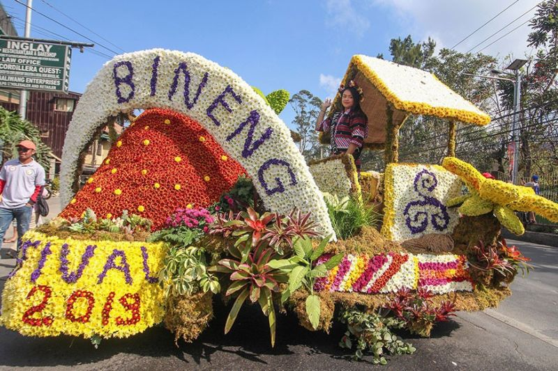 BENGUET. To further minimize the risk of contracting 2019-nCoV ARD, the La Trinidad Strawberry Executive Committee cancelled the Strawberry Festival slated March 9 to 31. (Jean Nicole Cortes/SSB file photo)