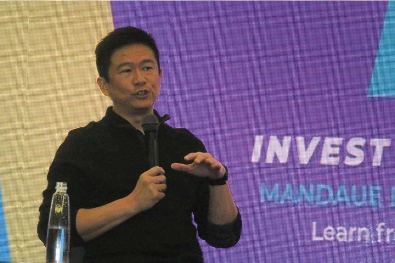 APPRECIATION. Property analyst David Leechiu says areas where big-ticket infrastructure projects will be developed will reap the biggest economic boom as land values and property developments are expected to rise. (Sunstar Photo / Allan Cuizon)