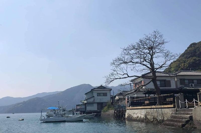 JAPAN. Sakitsu, a serene and charming fishing village facing the Yokaku Bay. (Contributed photo)