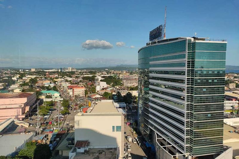 DAVAO. Property value in Davao City is expected to increase further following the completion of infrastructure projects in the city. (RJ Lumawag)
